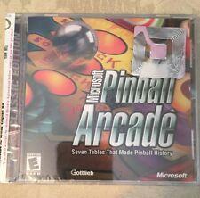 Mictosoft Pinball Arcade Seven Tables that Made Pinball History