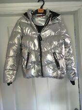 Girls Silver Pineapple Jacket Age 9-10 Years
