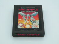 Yars' Revenge Atari 2600 Game Free Shipping
