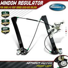 Window Regulator for Saab 9-3 2003-2011 Without Motor Front Left 12793728