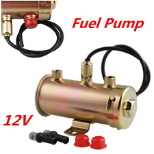 12V Portable Heavy Duty Electric Fuel Transfer Pump For Classic Cars & Kit Cars