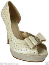 Argyle, Diamond Stiletto Peep Toes Unbranded Women's