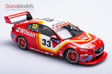 Holden ZB Commodore 2018 Tander / Pither #33 * B18H18M