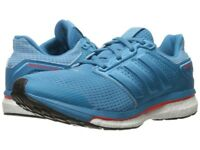 Adidas Supernova Glide Women's Running Shoes trainer sky Blue STOCK CLEARANCE
