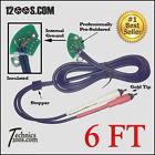 TECHNICS SL-1200 RCA PCB / SL-1210 RCA PCB PC BOARD W/ INTERNAL GROUND GOLD TIP