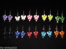 Orecchini di bigiotteria multicolore acrilico