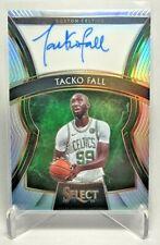 2019-20 Select Rookie Signatures #28 Tacko Fall AU /149 Celtics