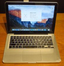 "Apple MacBook A1278 8,1 13.3"" Pro fine 2011 i5 2.4GHz Core 4gb RAM 500gb HDD"