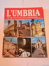 VINTAGE GUIDE TO L'UMBRIA - EXCELLENT CONDITION