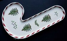 Spode Christmas Tree Peppermint Candy Cane Tray