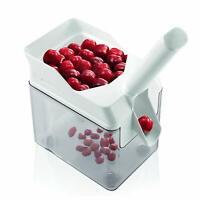 Toppreis! Leifheit Cherrymat,Kirschentkerner für schnelles Entkernen,Entkerner
