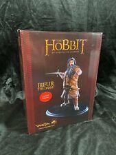 "Weta Workshop Lord Of The Rings; The Hobbit ""Bifur The Dwarf"" Mini Statue Figure"