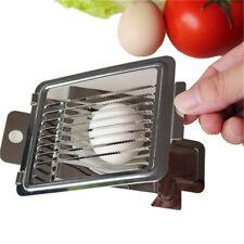 Egg Cutter Stainless Steel Egg Slicer Strawberry Slicer Cutter Tomato SlicerJFAU