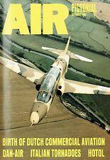 AIR PICTORIAL OCT 87: HOTOL/ FOKKER 100/ KLM 1919-26/ LA-7s DOWN A DC-4/DOWNLOAD