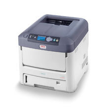 OKI ES7411DN 7411 Network Duplex Desktop USB LED Colour Laser Printer Warranty