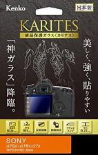 Screen Protectors for KARITES SONY a7SII/7RII/7II KKG-SA7M2 Kenko New Japan