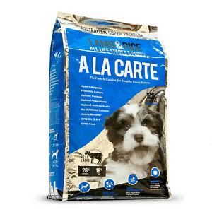 Dog Food Lamb & Rice Premium Dry 1.5kg A La Carte Vital Advance Canine K9 Kibble