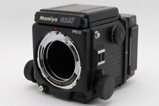 【EXC+++++】Mamiya RZ67 PRO II PROII Medium Format W/220 Film Magazine From Japan