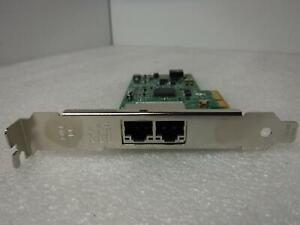 DELL 7MJH5 INTEL Dual Port Gigabit PCI-e Network Server Adapter_