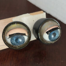 VINTAGE DOLL EYES. Blue For Repair Or Replacement