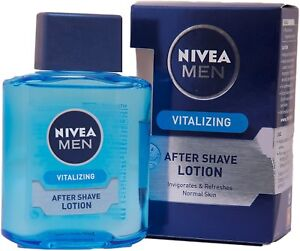 Nivea Men Vitalizing After Shave Lotion - 100 ml (Free shipping worldwide)