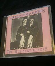 Tiffany Transcriptions, Vol. 10: McKinney Sisters 1946 by McKinney...RARE