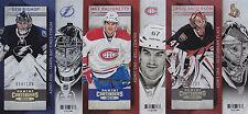 13-14 Panini Contenders Max Pacioretty /100 GOLD Ticket Canadiens 2013