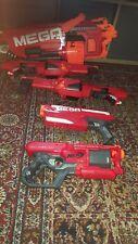Nerf Mega gun bundle
