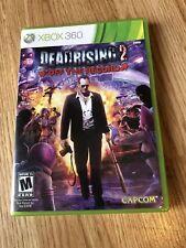 Dead Rising 2 (Microsoft Xbox 360, 2010) Cib Game Nice Disk Works ES