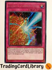 Yugioh - Blazing Mirror Force - DOCS-EN076 - Secret Rare - Mint