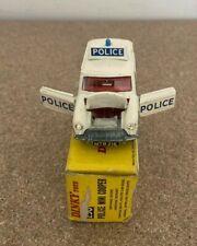 Dinky Toys Vintage - 250 - Police Car - Mini Cooper 'S' - in Original Box