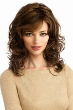 Charlotte Louis Ferre Wig You Choose Color Authentic Curly with Bangs