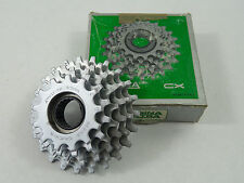 Regina CX Freewheel CX-S 6 speed 13-23 ISO Vintage Racing Bicycle Mtb NOS