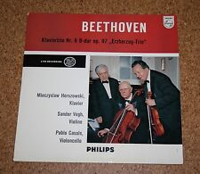 LP BEETHOVEN PIANOFORTE Trio nr 6 Horszowski Vegh Casals Philips a 00506 L