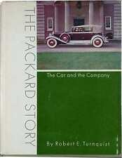 THE PACKARD STORY: THE CAR AND THE COMPANY - LIVRE D'OCCASION