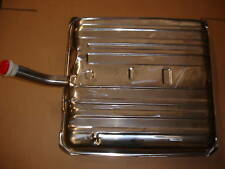 59 & 60 Chevy STAINLESS steel gas fuel tank