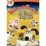 Wallace  Gromit - A Grand Day Out (DVD, 2009, 20th Anniversary Collection) New!