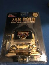 Racing Champions 24K Gold 50th Anniversary Nascar