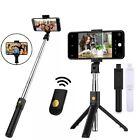 Remote Selfie Stick Tripod Phone Desktop Stand Desk Holder For iPhone/Samsung US