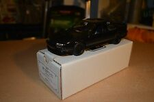 ERTL Dealer Promo Car 1991 Chevrolet Baretta GTZ Black NEW IN BOX