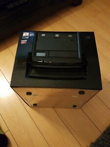 Computer tower Amd ryzen 7 . Fan&internal wiring is still attached.