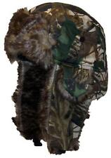 e09da34119fcb Hardwoods Camouflage Russian Hunters W Soft Faux Fur Winter Hat