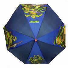 TARTARUGNE NINJA paraguas niño azul diámetro 86,5 cm longitud 65 cm