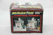Accesorios Clásico De Scalextric-C702-Torre De Control-Nuevo Y En Caja