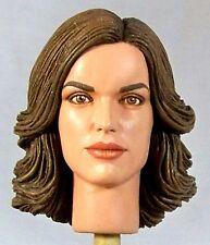 1:6 Custom Head Elizabeth Henstridge as Jemma Simmons in Agents of S.H.I.E.L.D.