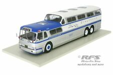 GMC Scenicruiser - Greyhound - Baujahr 1956 - BUS Boston - 1:43 IXO BUS 001