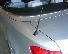 "9"" Black Fuba Antenna Mast Power Radio AM/FM for BMW 1-Series 2004-2013 New"