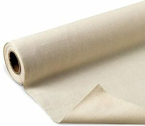 100% Cotton Duck Canvas Natural Heavy Weight 10oz. 60 Inch Wide by the yard