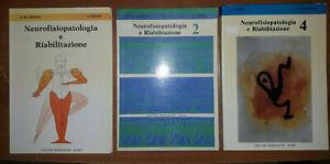 NEUROFISIOPATOLOGIA E RIABILITAZIONE di D. De Grandis e A. Freddi 3 volumi