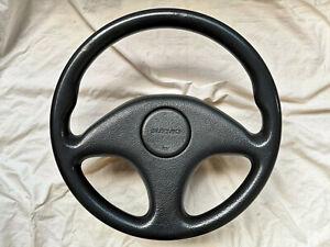 Suzuki Swift GTI MK3 Original Steering Wheel JDM OEM G13B Twincam Cultus Justy